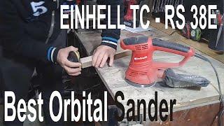 Einhell TC RS 38 E Orbital Sander Review