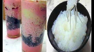 Homemade fresh Falooda Sav / Semiya