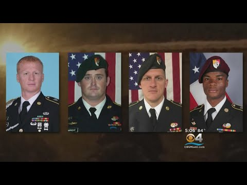 Defense Secretary Dismayed About Lack Of Detailed Info On Niger Attack
