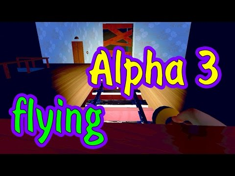 Hello Neighbor Alpha 3 исследую новое thumbnail