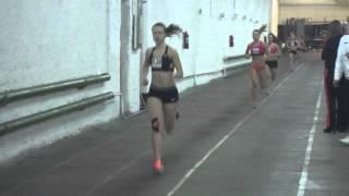 Бег на выносливость 1000 метров женщины - 2 забег - 9-12 апреля 2015 Калуга