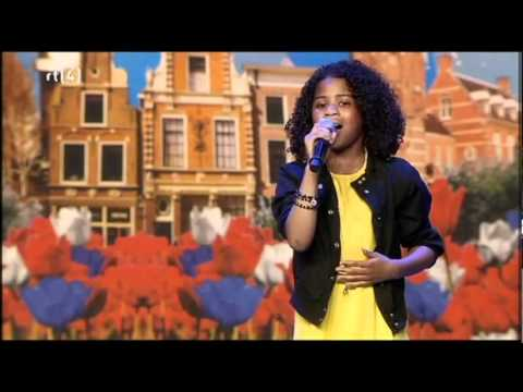Holland's Got Talent 2011 - Aliyah (Zangeres) Winnaar HGT 2011