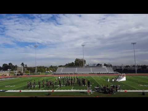 """Fontana High School Marching Steelers 2016 - """"Angels in the Architecture"""" @ Finals"""