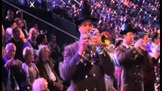 Musikantenstadl Walter Scholz und 75 Trompeten