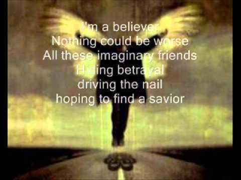 Breaking Benjamin- Evil Angel (Lyrics on screen)