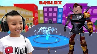 SPEED CITY Roblox Gameplay With CKN Gaming