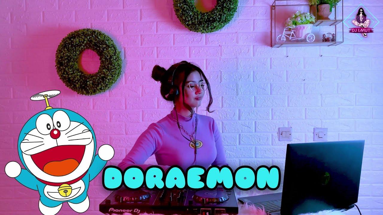 DJ DORAEMON BALING BALING BAMBU ( TIKTOK SLOW REMIX ) GHEA YOUBI