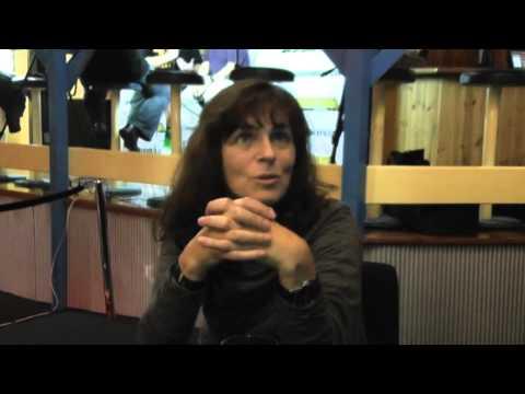 Mira Furlan Delenn from Babylon 5 in the Limelight