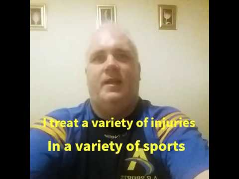 Aidan Raftery, Sports Therapist, AR Sports Therapy Clinic