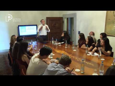 NYU Florence - Fadi Ghandour and Samar Dudin:  It Takes A Community: Ruwwad