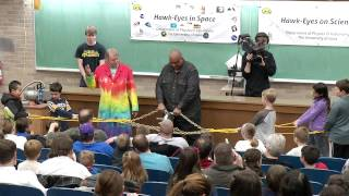 2014 University of Iowa Physics and Astronomy Demo Show