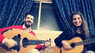 غسان  & آنجل عيون السواهي / شلون أنام الليل 😍❤