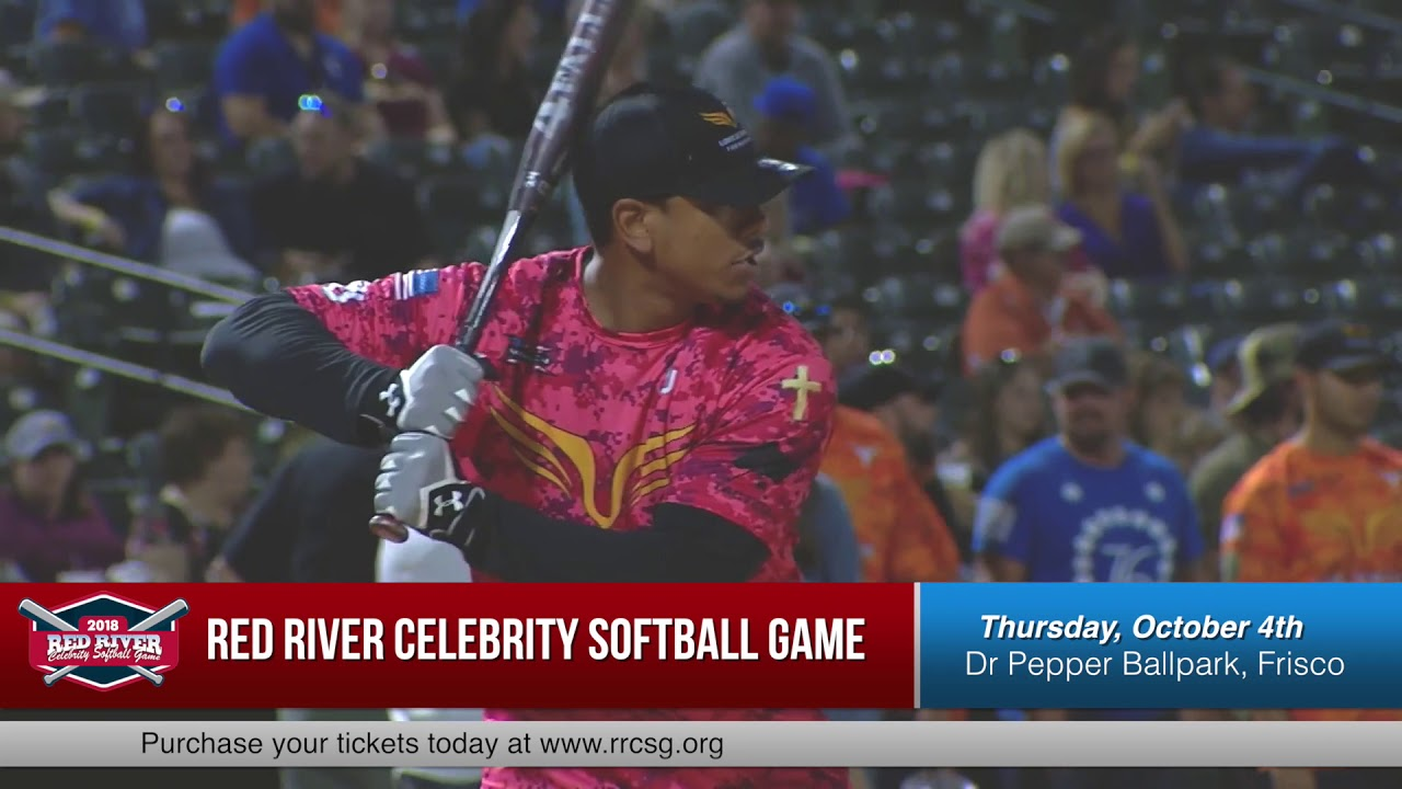 Red River Celebrity Softball Game 2018 TV Spot