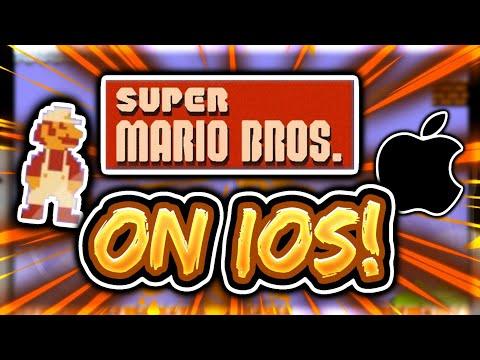How To Download Super Mario Bros The ORIGINAL On iOS! // NEW & BEST METHOD (iOS 9-11)