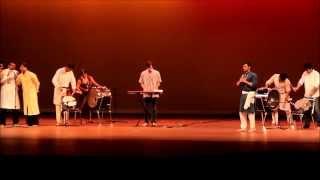 CSU ISA - India Nite 2013 - Prayer Song - Morya Morya