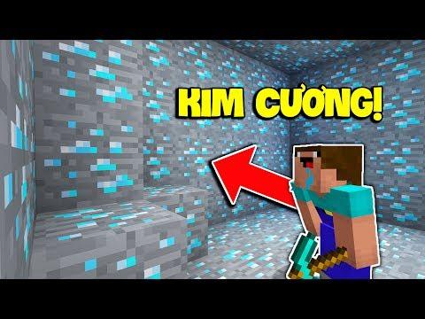 KIM CƯƠNG VÔ HẠN!!!! (Minecraft SURVIVAL 1.12 Tập 5)