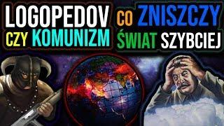 LOGOPEDOV VS KOMUNIZM - Co będzie silniejsze?    PLAGUE INC EVOLVED