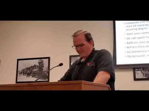 Representative of Chemours employees --Brad Hillard