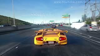 ►GTA 5 Ultra Realistic Graphics! 4k 60FPS NaturalVision Remastered GTA 5 PC Mod!