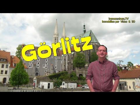 Görlitz an d. Lausitzer Neiße/Sachsen-grösstes Flächendenkmal-Deutschlands*Sehenswürdigkeiten*Doku