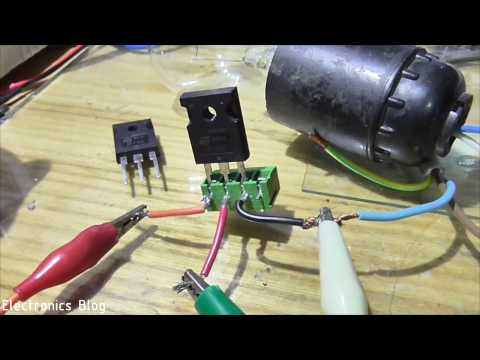 Проверка исправности полевого MOSFET транзистора