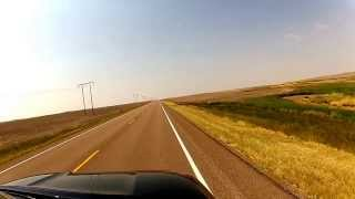 Fort Benton to Great Falls, Montana Driving Virtual Adventure!