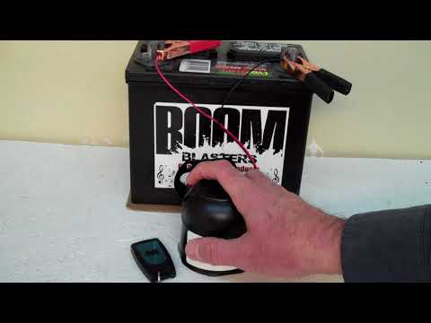 Monkey Sounds Car Horn Wireless