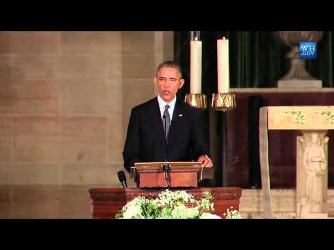Obama Eulogizes Beau Biden - Full Speech