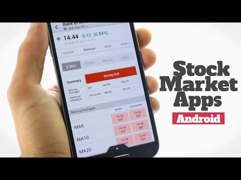 5 Best Stock Market Apps For Android Of 2018