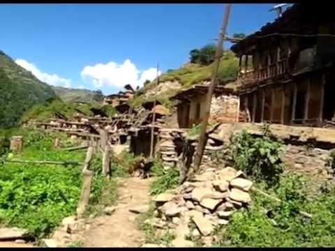 Rural Nepali Village - Jumla district