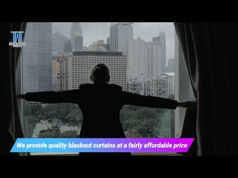 Blackout Curtains Dubai | Trendy, Luxury, & Modern Curtains in Abu Dhabi, Sharjah, UAE | 30% off