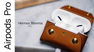 Making AirPods Pro leather cas…