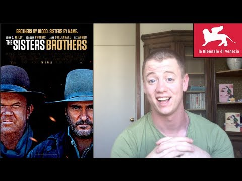The Sisters Brothers - Film Review (Venice Film Festival)