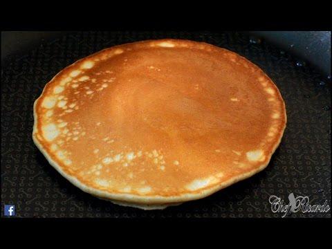 pancake-at-home-|-recipes-by-chef-ricardo
