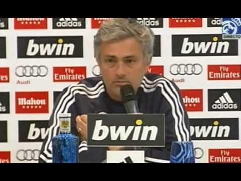 "Mourinho, rotundo: ""A mí me gusta más Diego López que Casillas"""