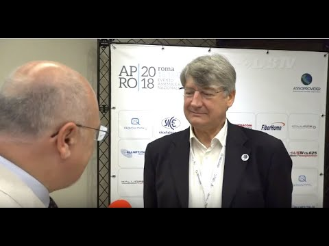APRO18 -  Dino Bortolotto - Presidente Assoprovider