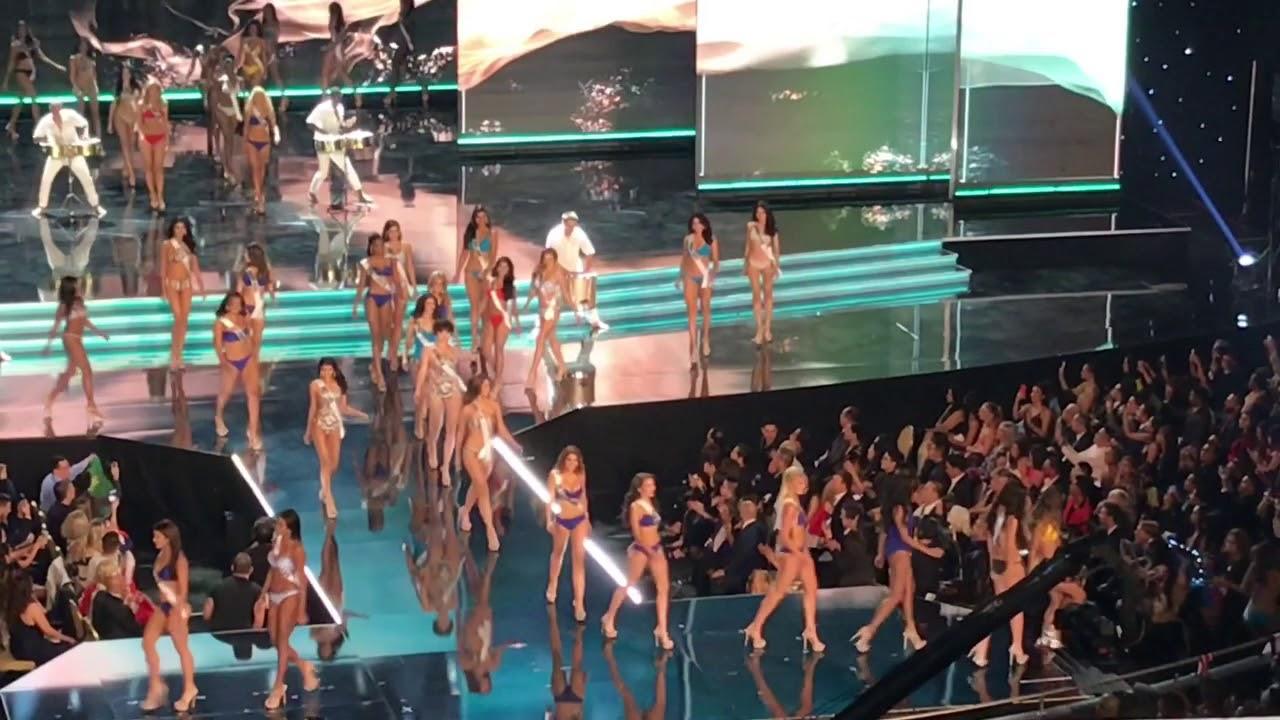 Miss Universe 2017 Las Vegas