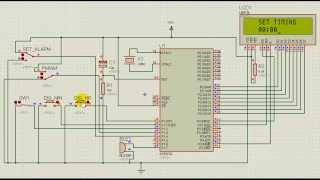 real time clock without rtc using at89c52