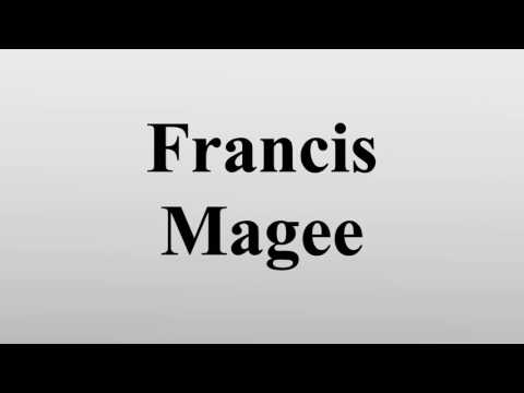 Francis Magee