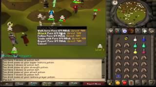 Runescape 2007: Epic Kills! Ep. 4 -