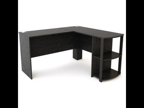 Ameriwood L Shaped Desk