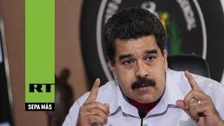 """Nicolás Maduro: """"Yo a Colombia la amo"""""""
