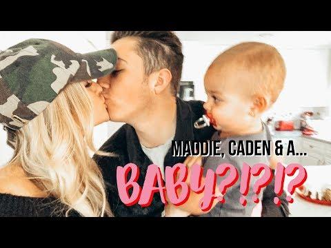 Maddie, Caden & A BABY?!?!?!