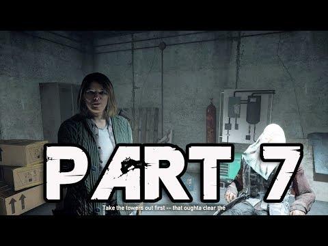 Far Cry 5 Gameplay Walkthrough Part 7 -F.A.N.G CENTER + WORLD IS WEAK - FULL GAME PS4