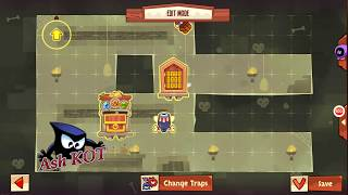 King of Thieves Base 78 Insane Base Defences by Ash KOT