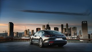 The new Panamera – Engine and transmission