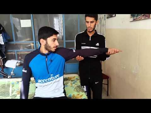 manual muscle testing biceps, brachioradialis and brachialis
