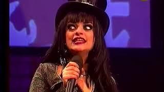 """NINA HAGEN 2006 """"Irgendwo auf der Welt"""" live Teddy Awards GERMAN TV"""