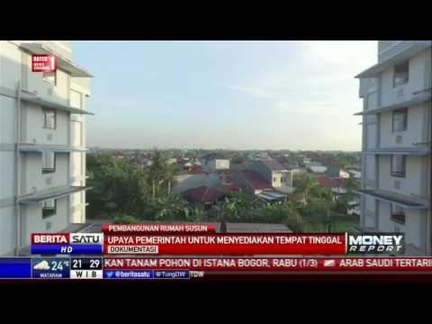Kementerian PUPR Genjot Pembangunan Rusun di Tahun 2017