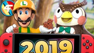 Predicting Nintendo Switch Games & Nintendo Directs for Q2 2019